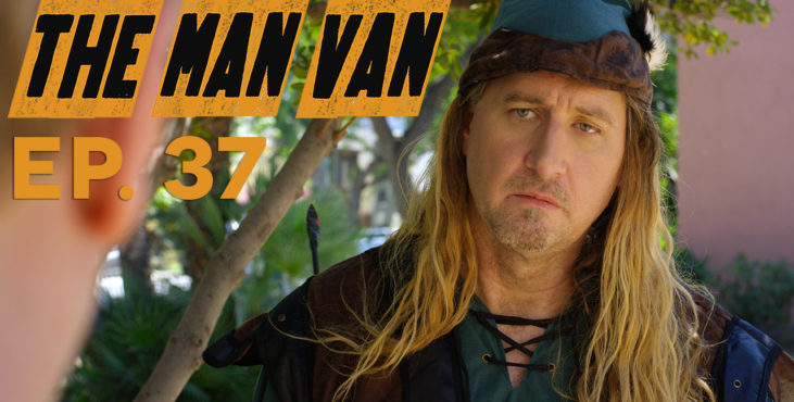 10 best comedy web series | The Man Van | Director Greg McDonald